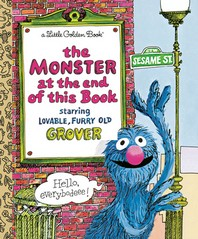 [해외]The Monster at the End of This Book (Sesame Street)