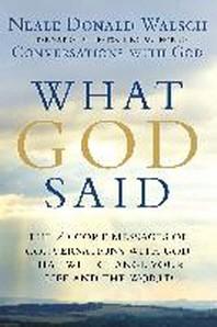 [해외]What God Said