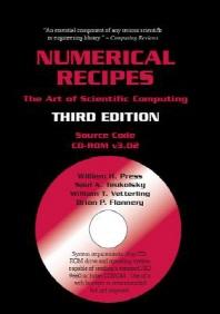 [해외]Numerical Recipes Source Code CD-ROM 3rd Edition