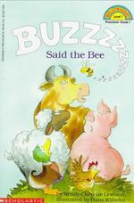 Buzz Said the Bee (Hello Reader)