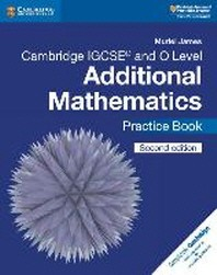 [해외]Cambridge Igcse(tm) and O Level Additional Mathematics Practice Book