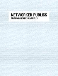 [해외]Networked Publics (Hardcover)