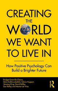 [해외]Creating The World We Want To Live In