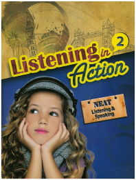 Listening in Action. 2(CD1장포함)