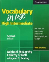 Vocabulary in Use High Intermediate with Answers(미국식영어)