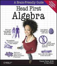 [해외]Head First Algebra (Paperback)