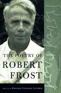 The Poetry of Robert Frost 표지앞면 접힘및 책기둥 윗부분 눌린 자국 있습니다 / 변색은 심하지 않습니다 / 중상급 수준(낙서 없습니다)