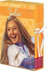 Julie 6 Volume Boxed Set [With Dice and 14 Playing Cards and Storage Envelope and 4 Playing Pieces a