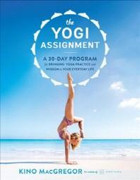 [해외]The Yogi Assignment (Paperback)