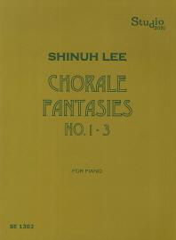 Chorale Fantasies No.1-3 for Piano(SE 1302)