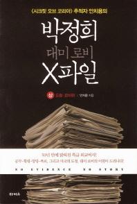 박정희 대미로비 X파일(상): 도청 로비편
