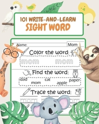 [해외]101 Write-and-Learn Sight Word