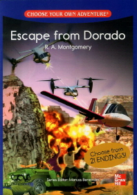 Choose Your Own Adventure : Escape from Dorado