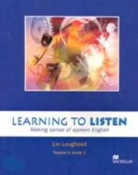 Learning to Listen 1 Teachers Guide