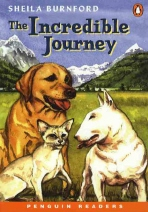 THE INCREDIBLE JOURNEY(PENGUIN READES 3)