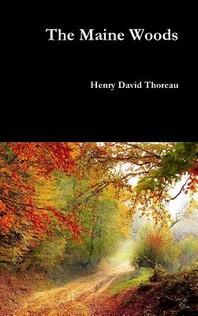 [해외]The Maine Woods (Hardcover)