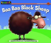 Baa Baa Black Sheep Leveled Text