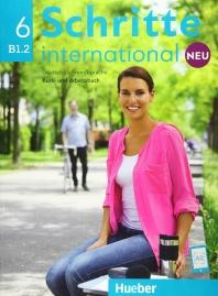 [해외]Schritte international Neu 6. Kursbuch+Arbeitsbuch+CD zum Arbeitsbuch