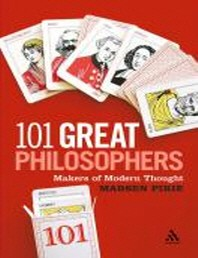 [해외]101 Great Philosophers (Paperback)