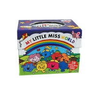 리틀 미스 원서 38권 세트 : Little Miss : The Complete Collection