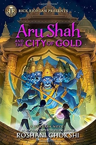 [해외]Aru Shah and the City of Gold