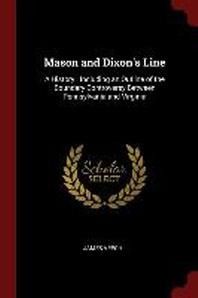 [해외]Mason and Dixon's Line (Paperback)
