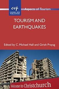 [해외]Tourism and Earthquakes (Hardcover)