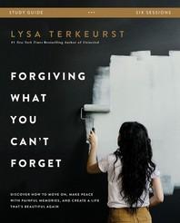 [해외]Forgiving What You Can't Forget Study Guide