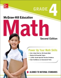 McGraw-Hill Education Math Grade 4