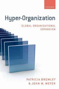 [해외]Hyper-Organization