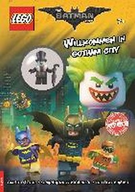 [해외]The LEGO? BATMAN MOVIE Willkommen in Gotham City