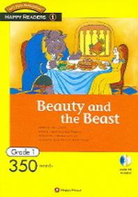 Beauty and the Beast (350 Words)(CD1장포함)(HAPPY READERS 1-1)
