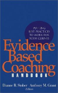 [해외]Evidence Based Coaching Handbook (Hardcover)