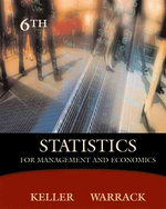 Statistics for Management & Economics