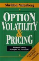 Option Volatility & Pricing Advanced Trading Strategies and Techniques