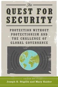 [해외]The Quest for Security (Hardcover)