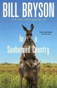 [해외]In a Sunburned Country (Paperback)