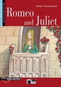 [해외]Romeo and Juliet [With CDROM] (Paperback)