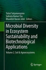 [해외]Microbial Diversity in Ecosystem Sustainability and Biotechnological Applications