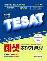TESAT 테샛 초단기 완성(2019)(개정판)