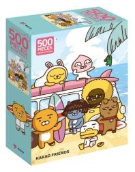 카카오프렌즈 직소 퍼즐 500pcs: 여름아 부탁해