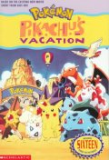 Pokemon Pikachu's Vacation