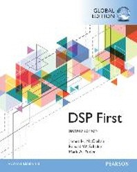 Digital Signal Processing First(Global Edition)