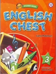 ENGLISH CHEST. 3(STUDENT BOOK) (Paperback + CD)