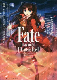[해외]FATE/STAY NIGHT(HEAVEN'S FEEL) 3