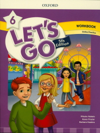 Let's Go. 6(Workbook)(With Online Practice)