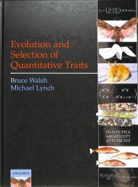 [해외]Evolution and Selection of Quantitative Traits