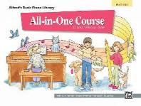 [해외]Alfred's Basic All-In-One Course, Bk 1