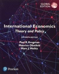 International Economics 11/E