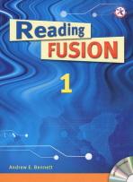 Reading Fusion 1(SB+MP3) =CD 있음/사용감없는 최상급입니다